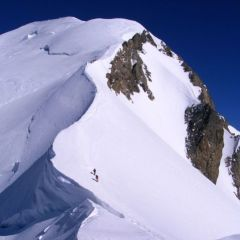 P Bowen - Pontypool:  BOOK SELECTION  With good mental health I have achieved great things   - on the way to the summit of Mt Blanc, 2008