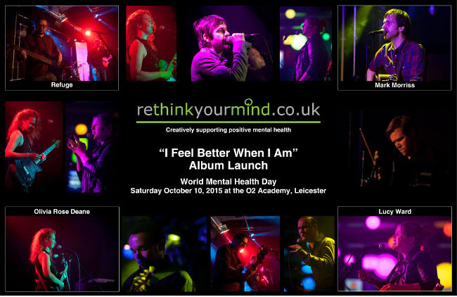 Album Launch Montage NEW TWO