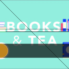 Molly Parker - Books and tea