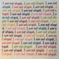 I am not Stupid