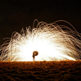 Sparks by Joe Noon