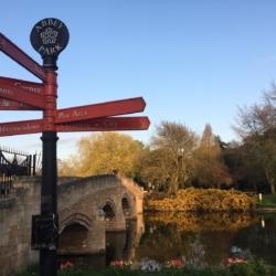 Abbey Park Leicester